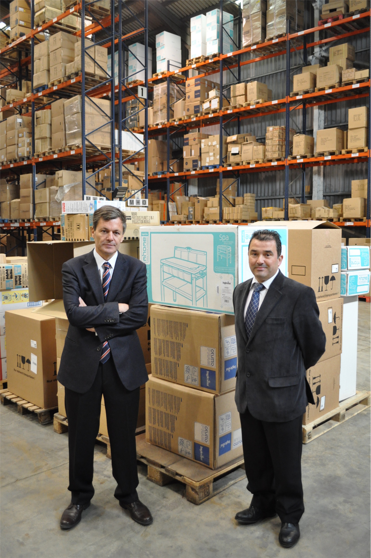empresa logistica madrid