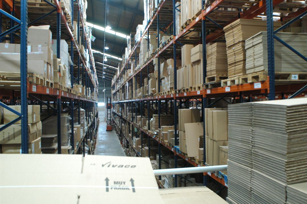 operador logistico en Madrid picking y almacenamiento