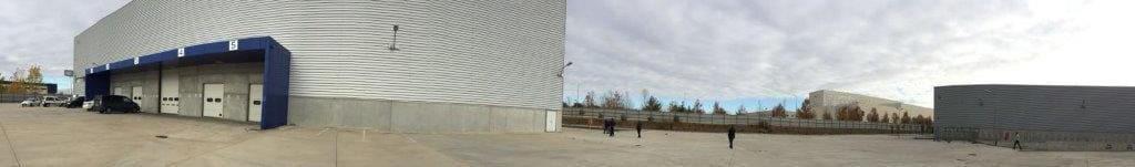 operador logistico Madrid